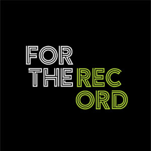 For The Record PR logo